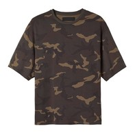 Indie Designs Kanye West Favorite Yeezy All Over Camo Print T-shirt