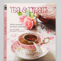 Tea And Treats By Liz Franklin - Assorted One