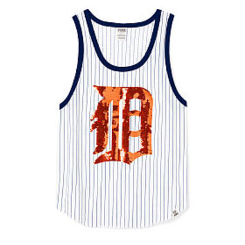 Detroit Tigers Bling Tank - PINK - Victoria's Secret