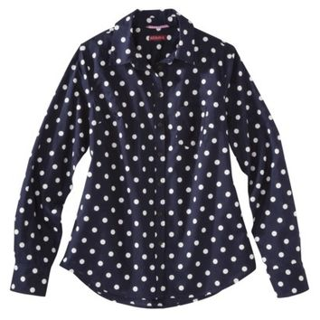 Merona® Women's Favorite Shirt - Prints