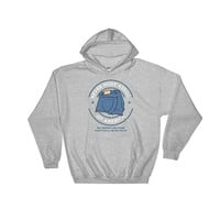 Never Nude | Arrested Development Pullover Hoodie