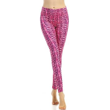 High Waist Elastic Yoga Leggings