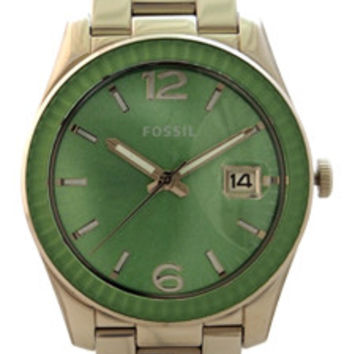 ES3731P Perfect Boyfriend Stainless Steel Watch by Fossil (Women)