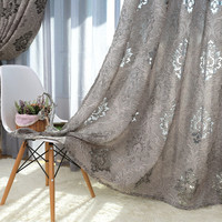 Luxury Jacquard Curtain