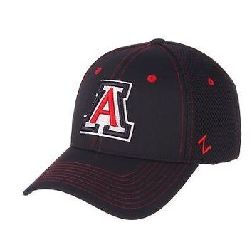 Licensed Arizona Wildcats Official NCAA Pregame Large Hat Cap by Zephyr 651070 KO_19_1
