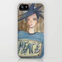 peace  iPhone & iPod Case by helendeer