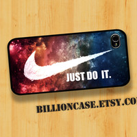 Just Do It Nike Case - iPhone 4 Case iPhone 5 Case iPhone 4s Case idea case Galaxy Case Unique case