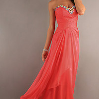 Floor Length Classic Alyce Prom Dress 35513