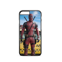 Marvel Deadpool Poster iPhone 6 Case