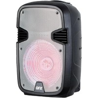 """Qfx 12"""" Rechargeable Bluetooth Party Speaker"""