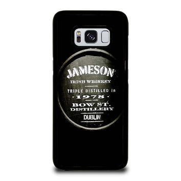 JAMESON WHISKEY Samsung Galaxy S8 Case Cover