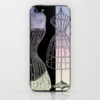 JEZEBEL-VINTAGE-3 iPhone & iPod Skin by Pia Schneider [atelier COLOUR-VISION]
