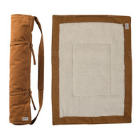 Gunnar Travel Dog Mat- Khaki