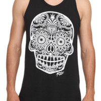 Kill Brand Sugar Skull Tank Top