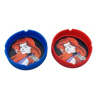 Silicone Ariel Ashtray