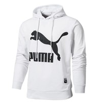Puma Men Fashion Casual Top Sweater Pullover Hoodie