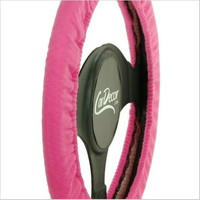 Hot Pink Steering Wheel Cover