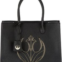 Star Wars The Last Jedi | Rebel Large Icon TOTE BAG