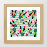 Joyful Plants II | Art Print | Digital | Printable | Illustration |Instant Download | Art Print