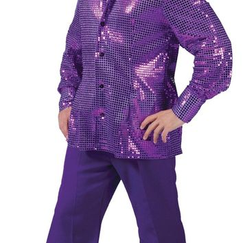 Disco Pants Man Large costume for men