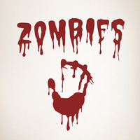 Vinyl Wall Decal Sticker Zombies #OS_MB403