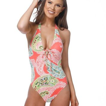 Paisley Dreaming One Piece