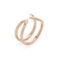 Tripp Rose Gold Ring