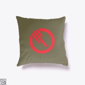 Inferno Squad, Star Wars Throw Pillow Cover