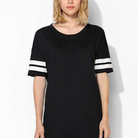 BDG Athletic Double-Stripe Tee Dress - Urban Outfitters