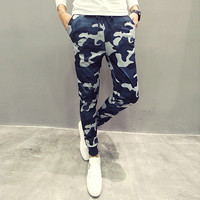 Casual Men Pants Camouflage Fitness Hip Hop New Clothing Cargo Pants Work Outwear Trousers Military Sweatpants Men Joggers