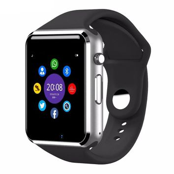 2018 Bluetooth SmartWatch For Android And IOS