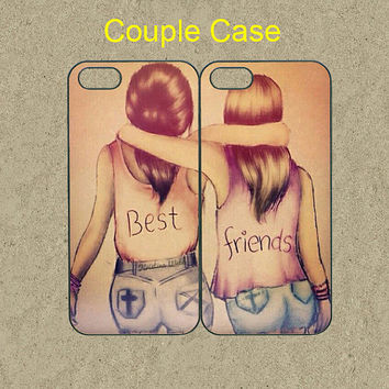 Best Friends,iphone 5C case,iphone 5S case,iphone 5 case,cool iphone 5c case,cute iphone 5s case,iphone 4 case,ipod 5 case,ipod 4 case.