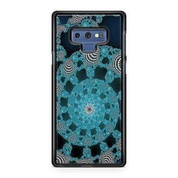 Abstract Doily Samsung Galaxy Note 9 Case | Casefruits