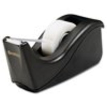 Scotch Desktop Tape Dispenser, Silvertech Two-Tone - Walmart.com