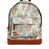 Mi-Pac Floral Tapestry Backpack