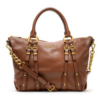 MICHAEL Michael Kors  Medium Leigh Satchel