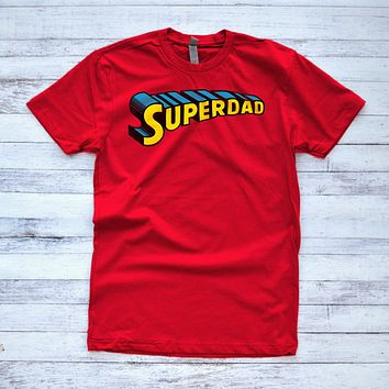 Superdad Shirt