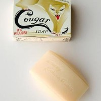 Cougar Soap                    - Francesca's Collections