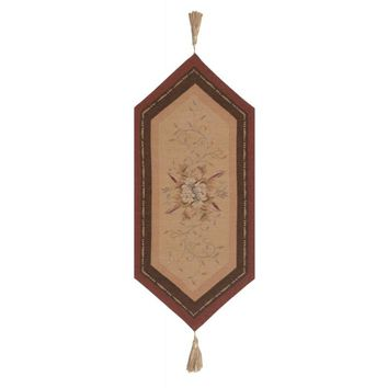 Orleans Floral Small French Table Runner