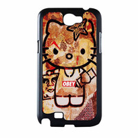 Obey Hello Kitty Samsung Galaxy Note 2 Case
