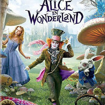 Alice In Wonderland-Live/2010 (Dvd)