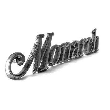 Vintage Ford Mercury Monarch Name Plate