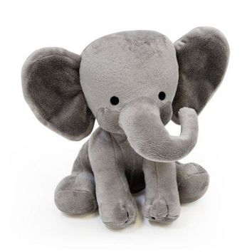 Elephant Pillow Soft Stuffed Animal Toys Kids Gifts NEW