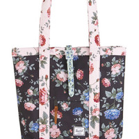 Herschel Supply Co. Colorblocking On a Flower Trip Tote