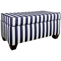 Skyline Furniture Fashion Storage Bench