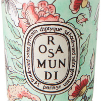 Diptyque - Rosa Mundi scented candle, 70g