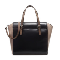 SHOPPER BAG WITH BUCKLES - Handbags - Woman - ZARA United Kingdom