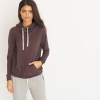 Super Soft Funnel Neck Hoodie