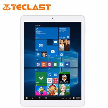 "Teclast X98 Plus II 9.7"" IPS Retina 2048*1536 Dual Boot Windows 10 + Android 5.1 Inte"