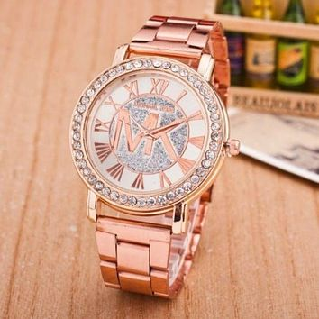 MICHAEL KORS FASHION DIAMOND WATCHES WOMENS/MENS MK WATCH I